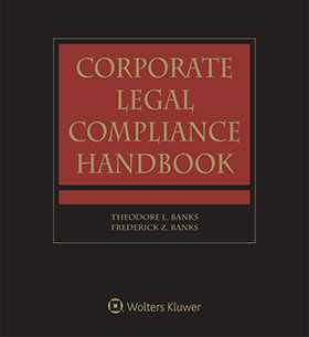 Corporate Legal Compliance Handbook, Second Edition