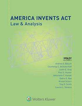 America Invents Act: Law & Analysis