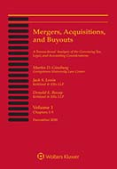 Mergers, Acquisitions, and Buyouts, December 2020 by Jack S. Levin , Martin D. Ginsburg , Donald E. Rocap