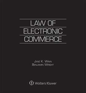 Law of Electronic Commerce, Fourth Edition