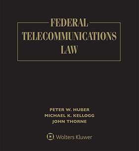 Federal Telecommunications Law, Second Edition