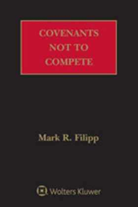 Covenants Not to Compete, Fourth Edition
