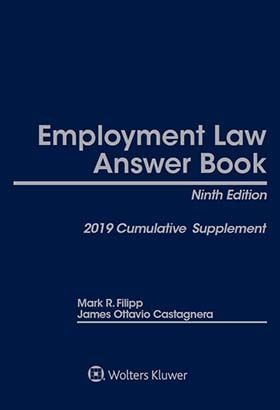 Employment Law Answer Book, Ninth Edition