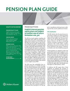 Pension Plan Guide - Summary Newsletter