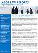 Employment Practices Guide by Wolters Kluwer Editorial Staff