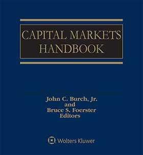 Capital Markets Handbook, Sixth Edition