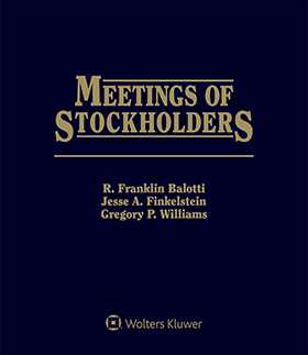 Meetings of Stockholders, Third Edition