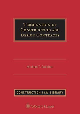 Termination of Construction and Design Contracts