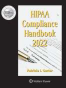 HIPAA Compliance Handbook, 2020 Edition by Patricia I. Carter