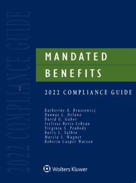 Mandated Benefits 2020 Compliance Guide by John F. Buckley National Legal Research Group, Inc. , The Balser Group