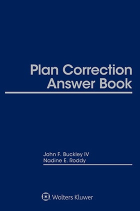 Plan Correction Answer Book, Seventh Edition by Nadine E. Roddy , John F. Buckley IV