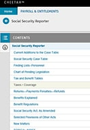 Social Security Reporter by Wolters Kluwer Editorial Staff