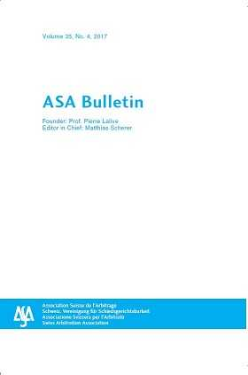 ASA Bulletin