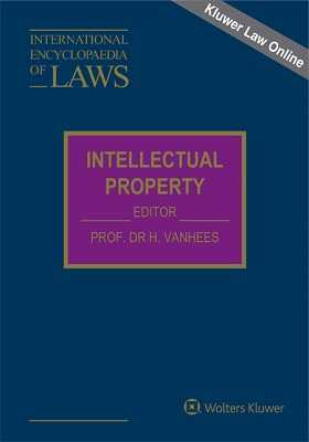 International Encyclopaedia of Laws: Intellectual Property
