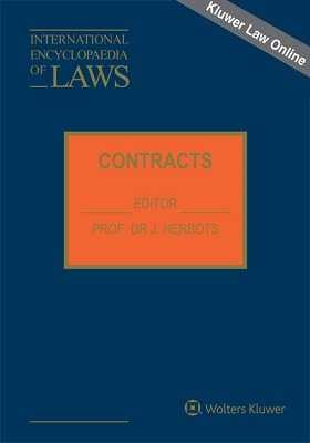 International Encyclopaedia of Laws: Contracts Online by KLI/TURPIN