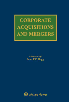 Corporate Acquisitions and Mergers  by KLI/TURPIN