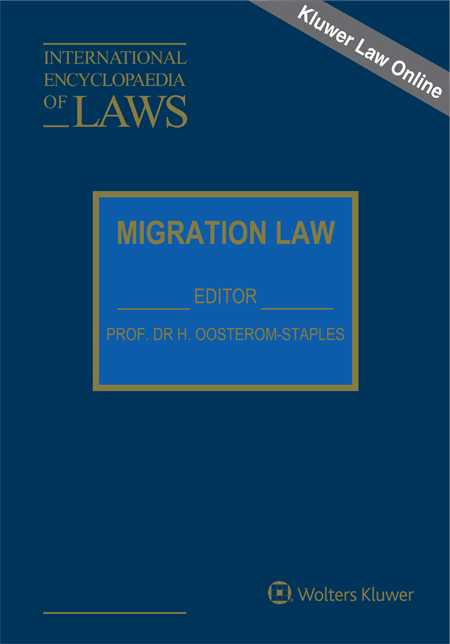 International Encyclopaedia of Laws: Migration Law Online