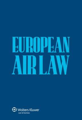European Air Law by KLI/TURPIN