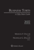 Business Torts: A Fifty State Guide, 2019 Edition