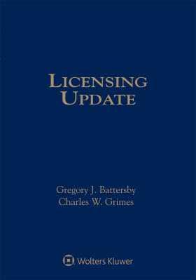 Licensing Update 2019