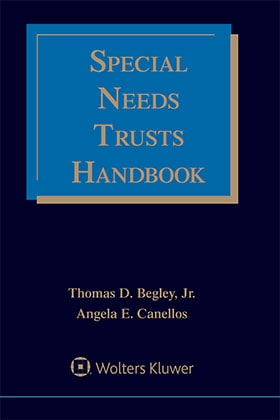 Special Needs Trusts Handbook by Andrew Hook ,Patricia Dudek