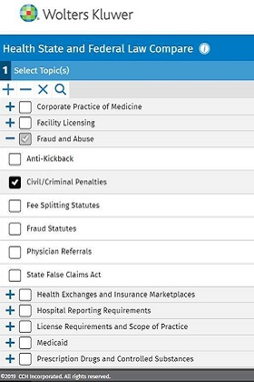 Health State and Federal Law Compare