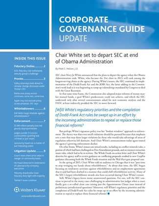 Corporate Governance Guide