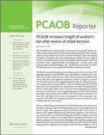 PCAOB Reporter