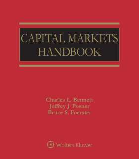 Capital Markets Handbook, Sixth Edition