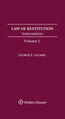 Law of Restitution, Second Edition by George E. Palmer