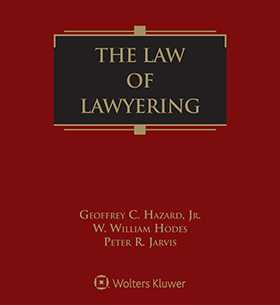 Law of Lawyering, Fourth Edition