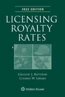 Licensing Royalty Rates, 2021 Edition by Gregory J. Battersby , Charles W. Grimes