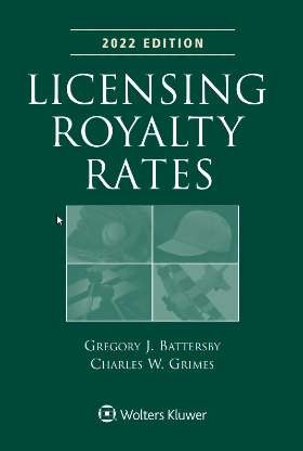 Licensing Royalty Rates, 2019 Edition