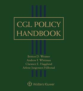 CGL Policy Handbook, Third Edition