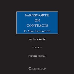 Farnsworth on Contracts, Fourth Edition by Zachary Wolfe ,E. Allan Farnsworth