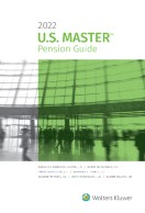 U.S. Master Pension Guide, 2021 Edition by Barbara S O'Dell Wolters Kluwer Legal & Regulatory U.S. , John W. Strzelecki Wolters Kluwer Legal & Regulatory U.S. , Elizabeth Pope Wolters Kluwer Legal & Regulatory U.S. , Linda Panszczyk Wolters Kluwer Legal & Regulatory U.S. , Kathleen Kennedy-Luczak Wolters Kluwer Legal & Regulatory U.S. , Kerry L. McInerney Wolters Kluwer Legal & Regulatory U.S. , Glenn Sulzer Wolters Kluwer Legal & Regulatory U.S.