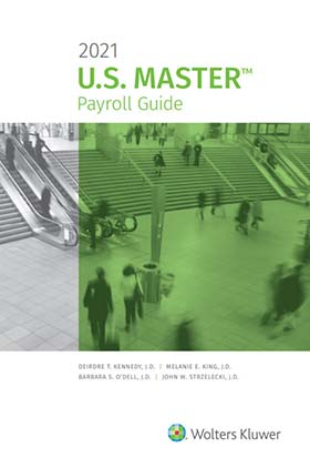 U.S. Master Payroll Guide, 2019 Edition by Deirdre Kennedy Wolters Kluwer Legal & Regulatory U.S. ,Melanie King Wolters Kluwer Legal & Regulatory U.S. ,Barbara S O'Dell Wolters Kluwer Legal & Regulatory U.S. ,John W. Strzelecki Wolters Kluwer Legal & Regulatory U.S.