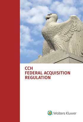 Federal Acquisition Regulation (FAR) as of January 1, 2019
