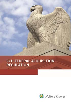 Federal Acquisition Regulation (FAR) as of January 1, 2020 by Wolters Kluwer Editorial Staff