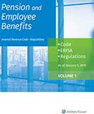Pension and Employee Benefits Code ERISA Regulations as of January 1, 2019 (2 Volumes)