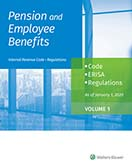Pension and Employee Benefits Code ERISA Regulations as of January 1, 2020 (2 Volumes) by Wolters Kluwer Editorial Staff