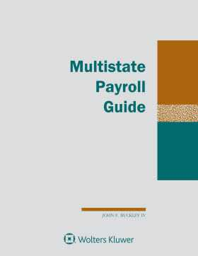 Multistate Payroll Guide, 2018 Edition