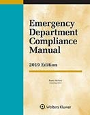Emergency Department Compliance Manual, 2019 Edition