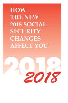How the New 2018 Social Security Changes Affect You