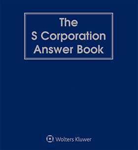 S Corporation Answer Book, Eighth Edition