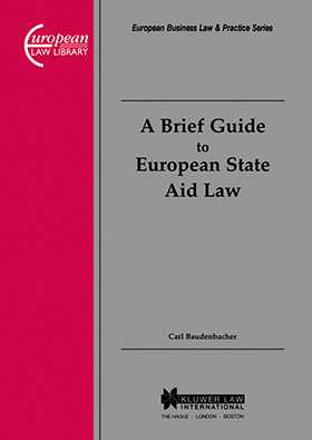 Despite severe criticism, the EU rules on state aid have been adopted in the EEA Agreement, stipulated in the association agreements between the European Union (EU) and the countries of Central and Eastern Europe, and incorporated into the WTO Agreement on subsidies and equalization measures. As a result, international law practitioners must have a firm grasp on matters of state aid. This book surveys the rules and regulations relating to state aid in the EU and their role in the EU's overall competition policy. It examines the provisions and implications of Articles 92 and 93 and covers both the substantive law and the procedural questions. This comprehensive guide is a particularly useful introduction for practitioners and academics who m