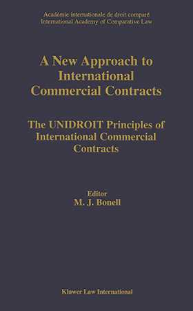 The UNIDROIT Principles of International Commercial Contracts, published in 1994 after years of intensive study by a special Working Group composed of representatives of all the major legal systems of the world, already encounter an extraordinary success in practice. In this volume twenty-one leading experts from all over the world examine the UNIDROIT Principles from the perspective of their respective countries, focusing, among others, on the similarities and differences between the UNIDROIT Principles and domestic law, and the use of the UNIDROIT Principles in actual practice (contract negotiation, arbitration proceedings, model for law reform projects, etc.). These national reports are critically analysed in the General Report by Profes