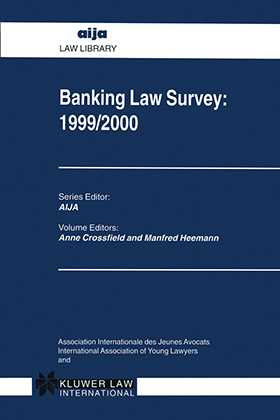 Banking Law Survey 1999/2000