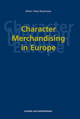 Character Merchandising in Europe