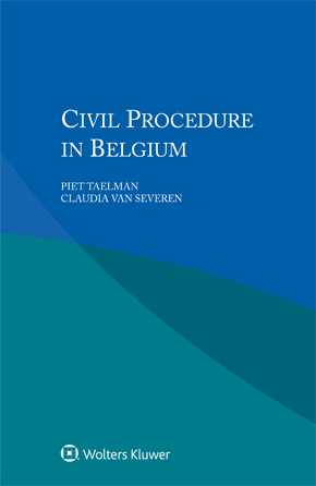 Civil Procedure in Belgium by TAELMAN